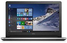 awesome Dell Inspiron 15 i5558-5718SLV Signature Edition 15.6-Inch Laptop (i5-4210U Processor, 8GB RAM, 1TB HDD, Windows 10 Home), Silver Black