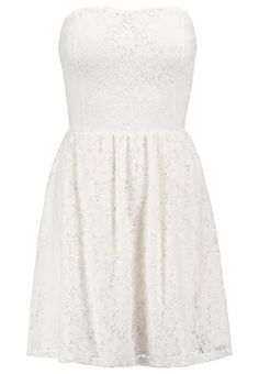 Cocktailkleid / festliches Kleid - off white
