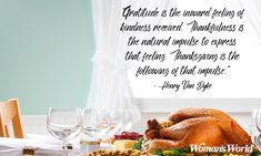 29 of the Best Happy Thanksgiving Quotes to Share With Loved Ones