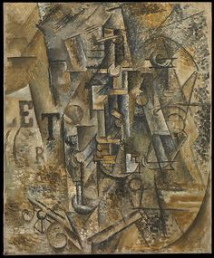 Pablo Picasso and Georges Braque worked together to create an earth shattering new form of art- CUBISM! Their idea of painting to. Picasso Prints, Kunst Picasso, Art Picasso, Picasso Paintings, Picasso Portraits, Henri Rousseau, Henri Matisse, Georges Braque, Paul Gauguin