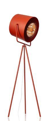 Floor Lamp by Mattias Ståhlbom Interior Lighting, Home Lighting, Chandelier Lighting, Lighting Design, Chandeliers, Light Art, Lamp Light, Best Interior Design, Tripod Lamp