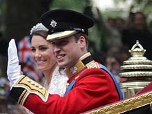 Wedding of Prince William and Catherine Middleton 29 April 2011