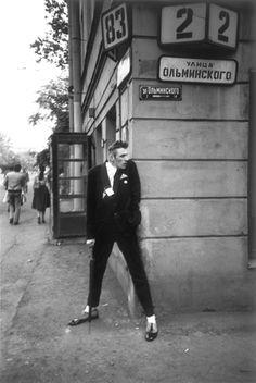 Игорь Мухин. Олег Гаркуша «АукцЫон». Ленинград. 1986