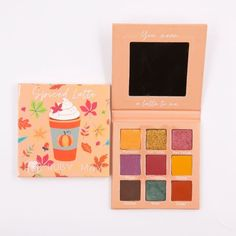 Mailing Packages, Indie Makeup, Makeup Palette, Cocoa, Latte, Things To Come, Rolling Makeup Case, Theobroma Cacao, Hot Chocolate