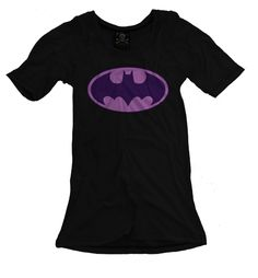 """Playera Logo Rosa Batman ""  Morra  disponible en www.kingmonster.com.mx"