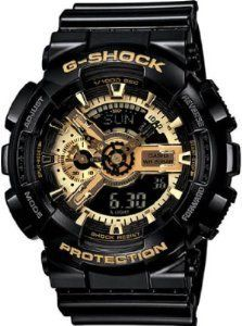 Casio G Shock Limited Edition Mens Watch GA110GB-1A  List Price: $150.00 Buy New: $103.00