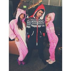olivia holt instagram 2015 | OMG: Olivia Holt & Spencer Boldman Rock Their Onesies Again!