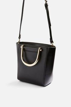 25ba111385 Lacey Handle Shoulder Bag - Topshop USA Bag Accessories