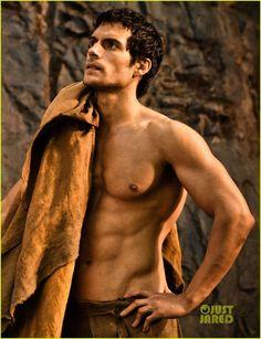 Henry Cavill Shirtless Shirtless