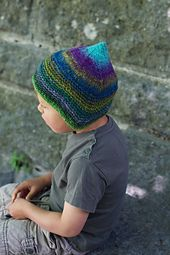 Woolly Wormhead - Quynn - knitting pattern for childs Hat Pixie, Knitting Patterns, Crochet Patterns, Knit Crochet, Crochet Hats, Wooly Hats, Aran Weight Yarn, Great Expectations, Hat Making