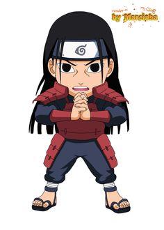 The 1st Hokage chibi form