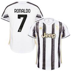 adidas Youth Juventus Cristiano Ronaldo #7 Jersey (Home 20/21) @ SoccerEvolution Cristiano Ronaldo 7, Ronaldo Juventus, Soccer Gear, Youth Soccer, Soccer Outfits, Soccer Store, Wrangler Shirts, Football Shirts, Adidas Men