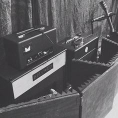morgan & tophat amps