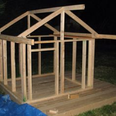 Playhouse Designs Plans Build A Special Place For The Kids With These Free Playhouse  Plans You Can Design Free Playhouses House Ideas Trees House