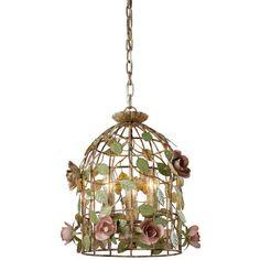 Birdcage Pendant at Joss & Main