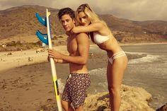 Bather Resort 2014 - Men's Surf Trunks - Beachwear