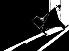 Récit visuel sans écrit, Boum, des Inéditeurs, nous laisse à voir la journée farfelue d'un homme chapeauté. On fait glisser les pages-écrans et on se laisse bercer par l'illustration et le son. Un trés bel album visuel et sonore. Tablette jeunesse. Applications, Images, Album, Concert, Illustration, House Mouse, Youth, Livres, Recital
