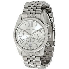 74b0ddf14807 Chronograph Watches - Shop for Chronograph Watches at Polyvore. Alexa Smith  · Fashion · Seiko GMT Silver Dial Stainless Steel Ladies Watch ...