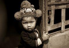 Yao minority boy - Laos by Eric Lafforgue, via Flickr