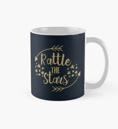 Throne of Glass - Rattle The Stars Mug