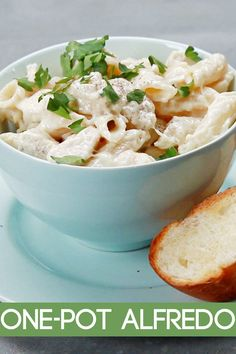 One-Pot Chicken Alfredo | Here Are 13 Of The Tastiest Recipes Of The Year