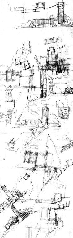 Architectural Sketch |