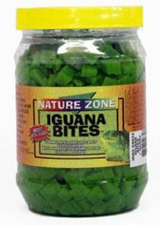Nature Zone Iguana Bites 24 oz.