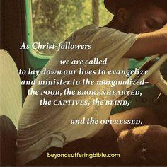 As Christ-followers