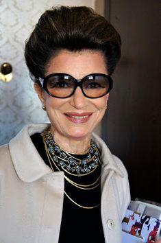 Costanza Pascolato Announces 10 Fashion Tips
