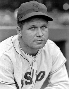 Jimmie Foxx, Boston Red Sox