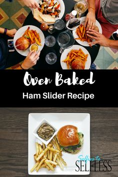 This oven baked ham sliders recipe is perfect for the busy weeknight or if you are hosting a large group of people. Melty cheesy goodness!