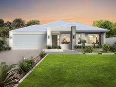 3D External render for a building company - Perth WA
