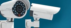 CCTV Surveillance Camera Paper Model