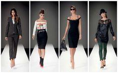 Tailleur e tubini Denny rose collezione A/I 2013 -2014