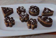 Cukroví z piškotů Meringue Cookies, Cake Cookies, Ice Cream Candy, Sweet Desserts, Macaroons, No Bake Cake, Christmas Cookies, Sweet Tooth, Muffin