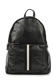 Рюкзак Pieces, цвет: черный. Артикул: PI752BWHOP50. Женские аксессуары / Рюкзаки / Рюкзаки городские