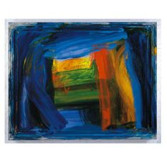 Andrew Allfree I Howard Hodgkin Abstract Painters, Abstract Art, Howard Hodgkin, Hans Peter, English Artists, Art Oil, Art Studios, Love Art, Color Palettes