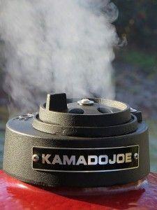 Kamado Joe Barbeque Grill and Smoker at Sabine Pools, Spas & Furniture. www.sabinepools.com