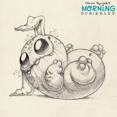 Did you hear that? #morningscribbles