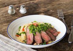 Argentine-Spiced Steak