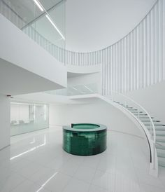 Gallery of AGP eGlass Factory & Offices / V.Oid - 4