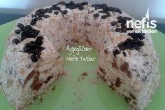 Nescafeli Soğuk Pasta