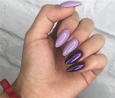 Nail art inspiration for Pantone's color of the year: Violet! #nailart #nailsalon #salon #spa #pantone