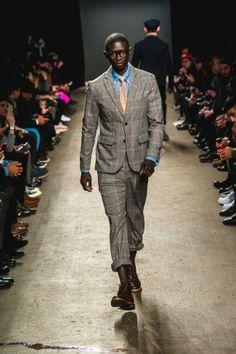 Mark McNairy New Amsterdam Fall/Winter 2014   New York Fashion Week
