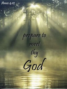 """""""THIS MEETING HIM IS NOT TO BE UNDERSTOOD IN A HOSTILE WAY... (Jesus) will be met at His second coming by His spiritual Israel; and they will be prepared for it who believe... love... and long for it."""" ~ Gill's Exposition"""