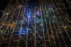 [헤럴드경제=소셜미디어섹션] 새로운 느낌으로 미국 뉴욕 맨해튼의 야경을 카메라 렌즈에 담아내는 건 쉽지 않다. 하지만 프랑스 사진가 빈센트 라포레(Vincent ...