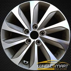 25 Hyundai Rims Wheels Ideas Hyundai Oem Wheels Hyundai Parts