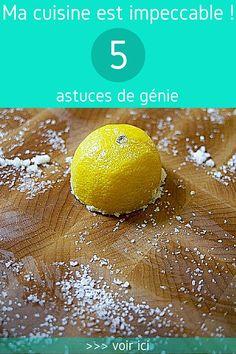 5 astuces pour une cuisine impeccable