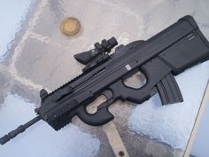 I got my Monolith Arms FS2000 P90-style foregrip today! - Page 2Loading that magazine is a pain! Get your Magazine speedloader today! http://www.amazon.com/shops/raeind