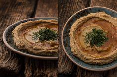 Hummus s paprikou a olivovým olejem - Bratilicious